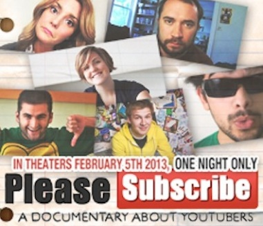 """Generation YouTube!""  with ""Please Subscribe"" filmaker Dan Dobi"